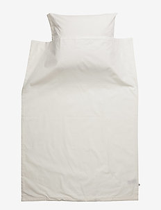 Solid bed linen adult - ECRU