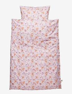 Spicy flower bed linen baby - ROSE