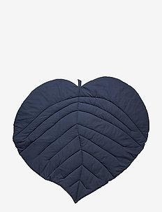 Leaf blanket - MIDNIGHT