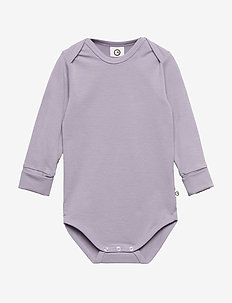 Cozy me l/sl body - LIGHT LAVENDER