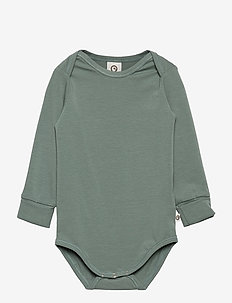 Cozy me body - manches longues - lagoon green