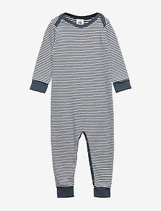 Stripe bodysuit - MIDNIGHT