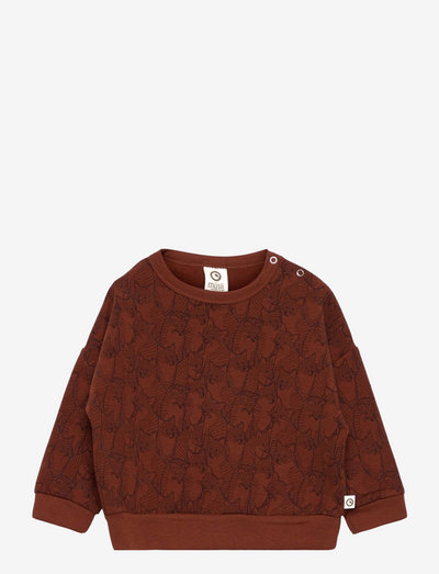 Fox sweater baby - sweatshirts - fudge