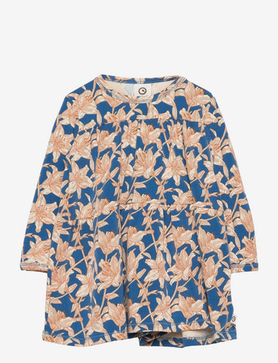 Lily dress baby - kjoler & nederdele - brilliant blue