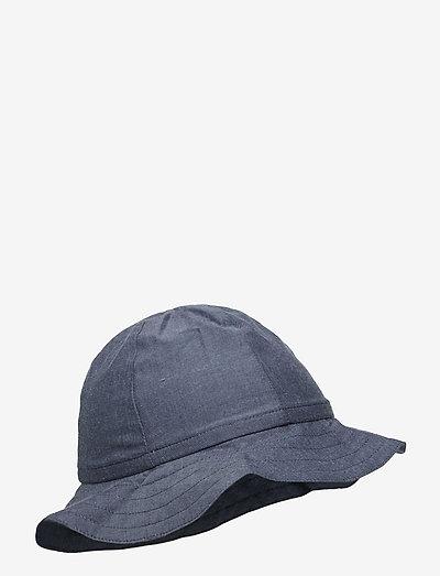 Chambray hat - huer & kasketter - chambray