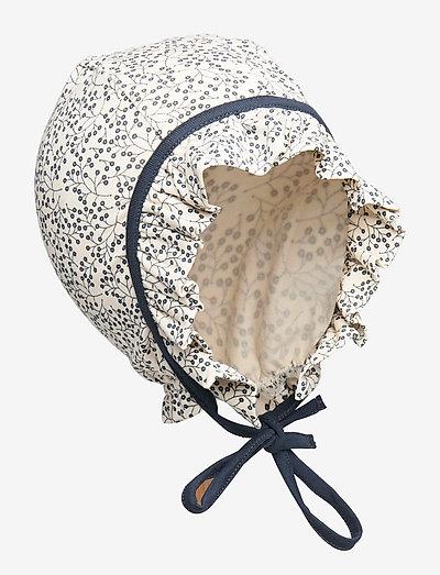 Petit hat baby - hatte og handsker - midnight