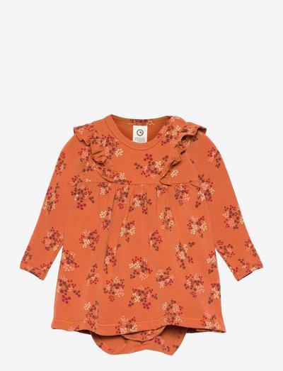 Flora dress body - kleider - bombay
