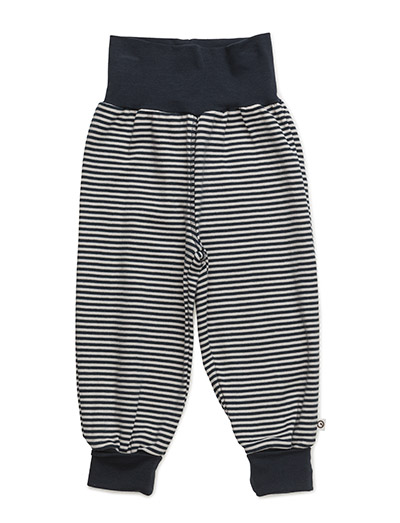 Stripe pants - NAVY
