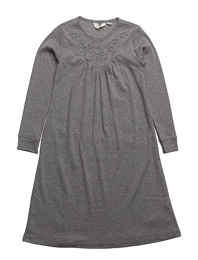 Bedtime dress - PALE GREYMARL