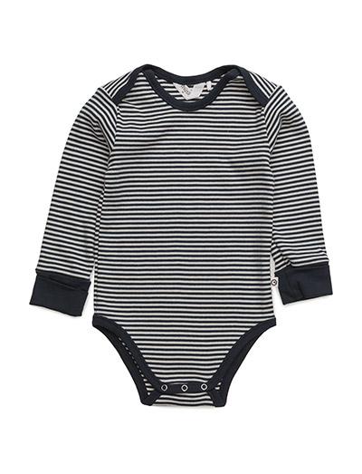 Stripe l/sl body - NAVY