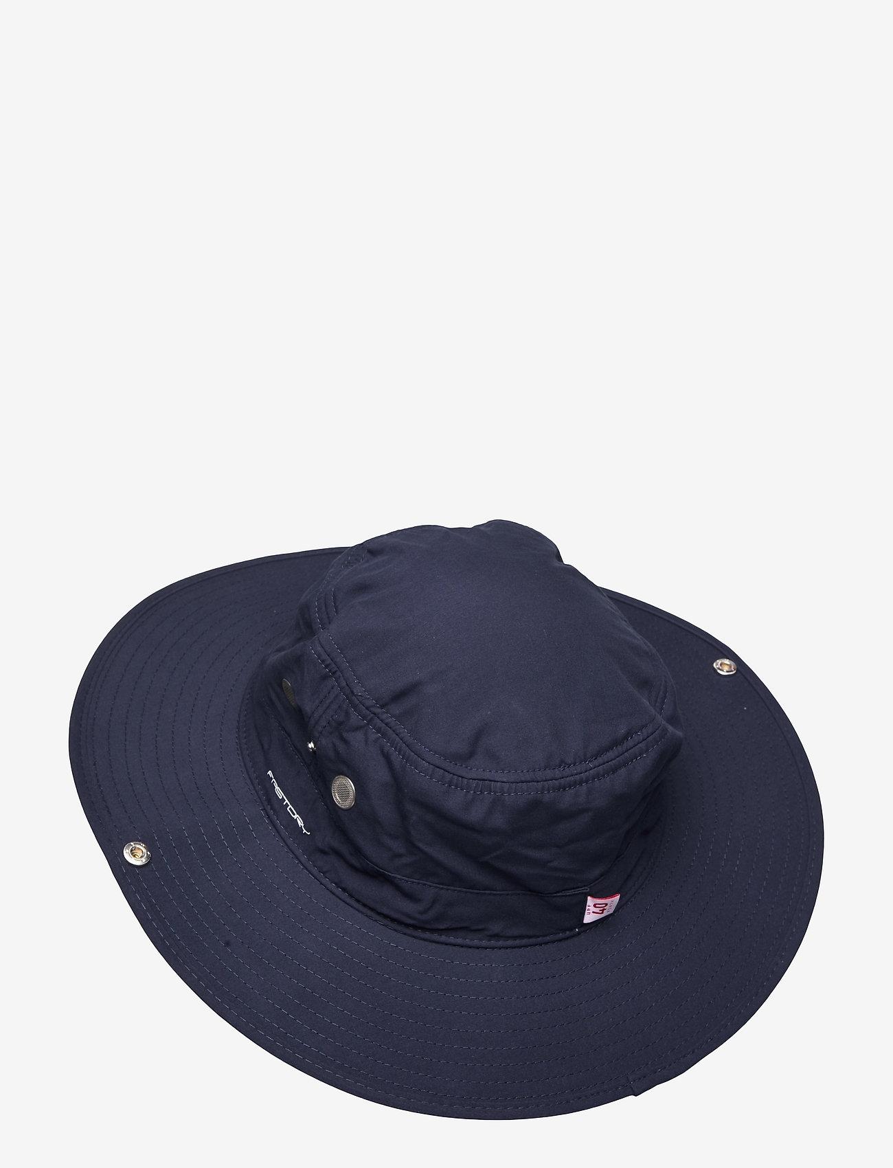Musto - EVO FD BRIMMED HAT - hats - 598 true navy - 1