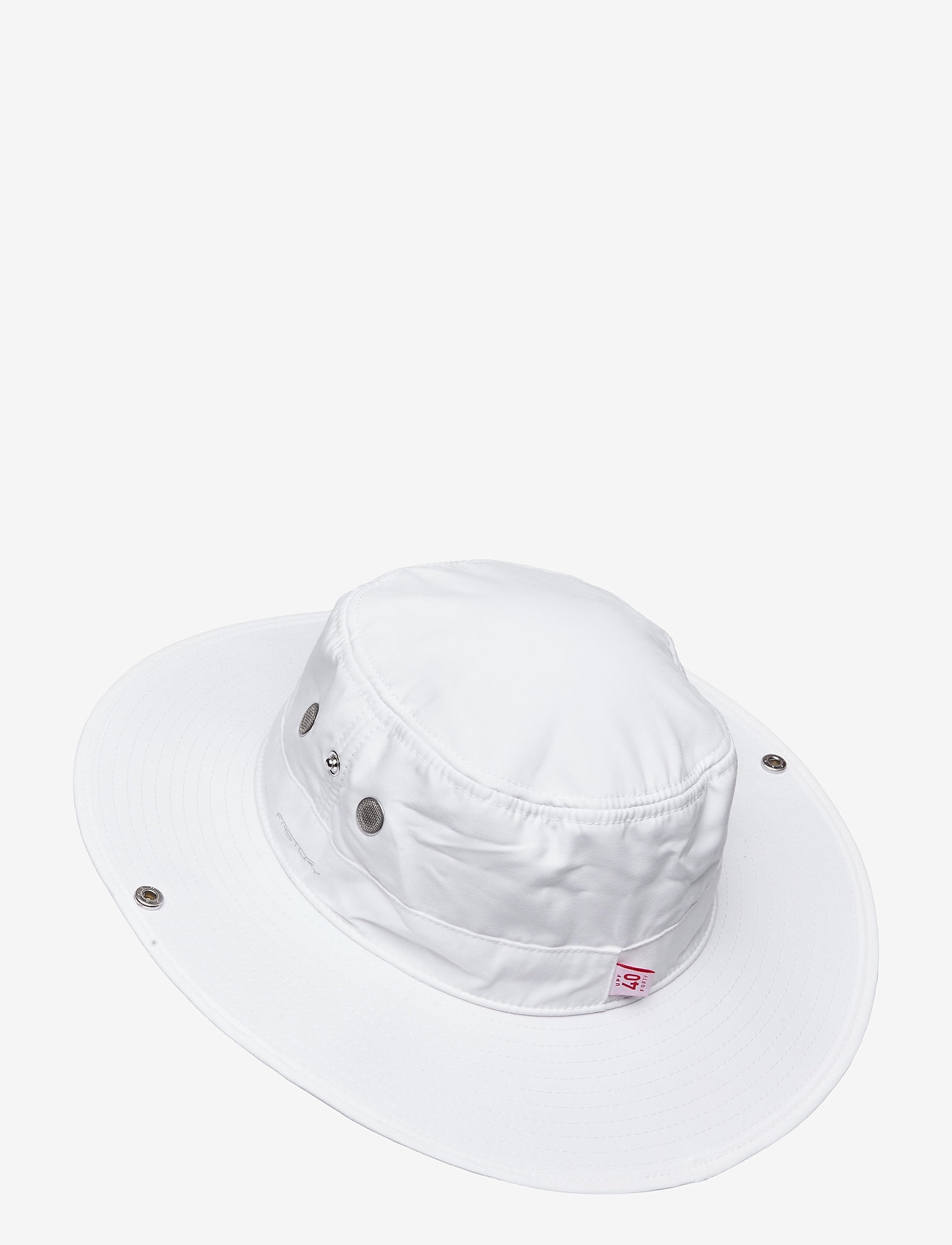 Musto - EVO FD BRIMMED HAT - bucket hats - white - 1