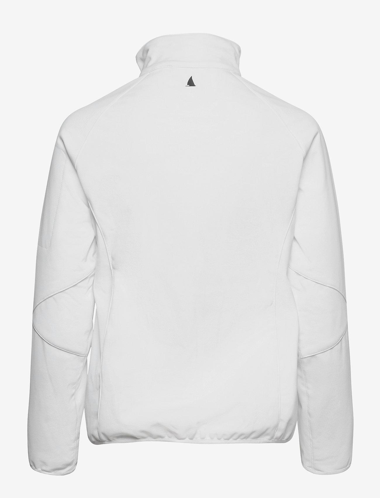 Musto - CREW SOFTSHELL JKT FW - sports jackets - white - 1