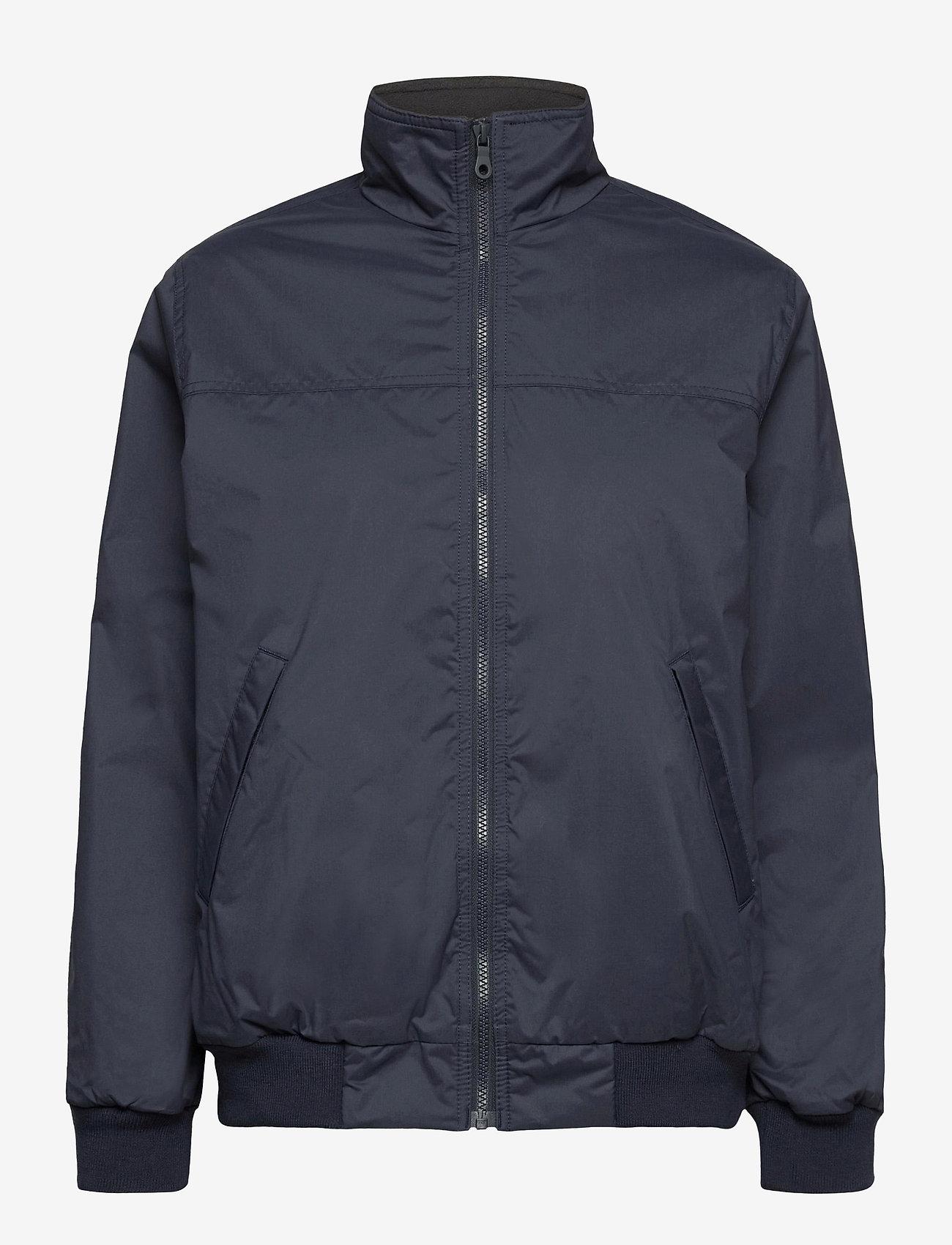 Musto - CLASSIC SNUG BLOUSON JKT FW - sports jackets - true navy/cinder - 0