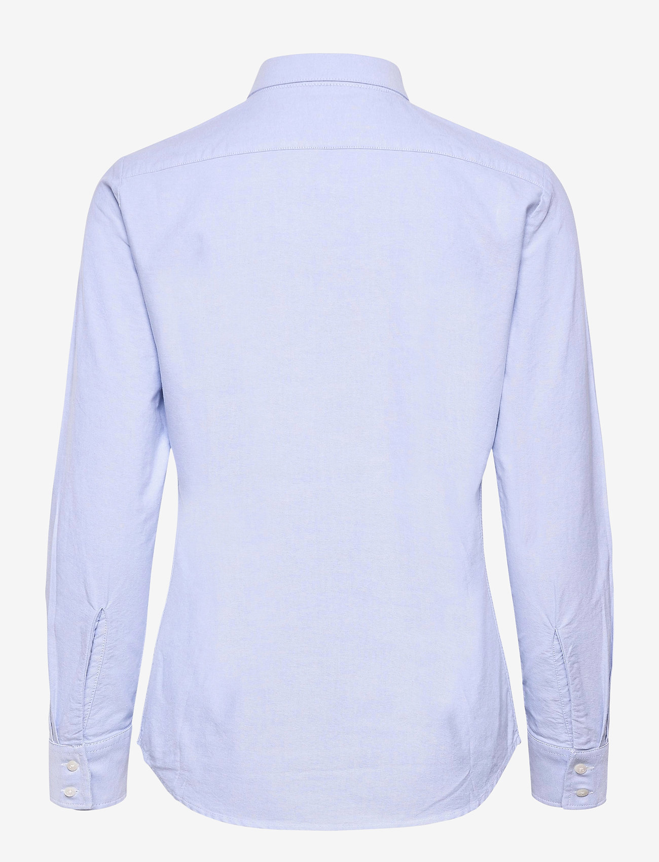 Musto - OXF LS SHIRT FW - long-sleeved shirts - 600 pale blue - 1
