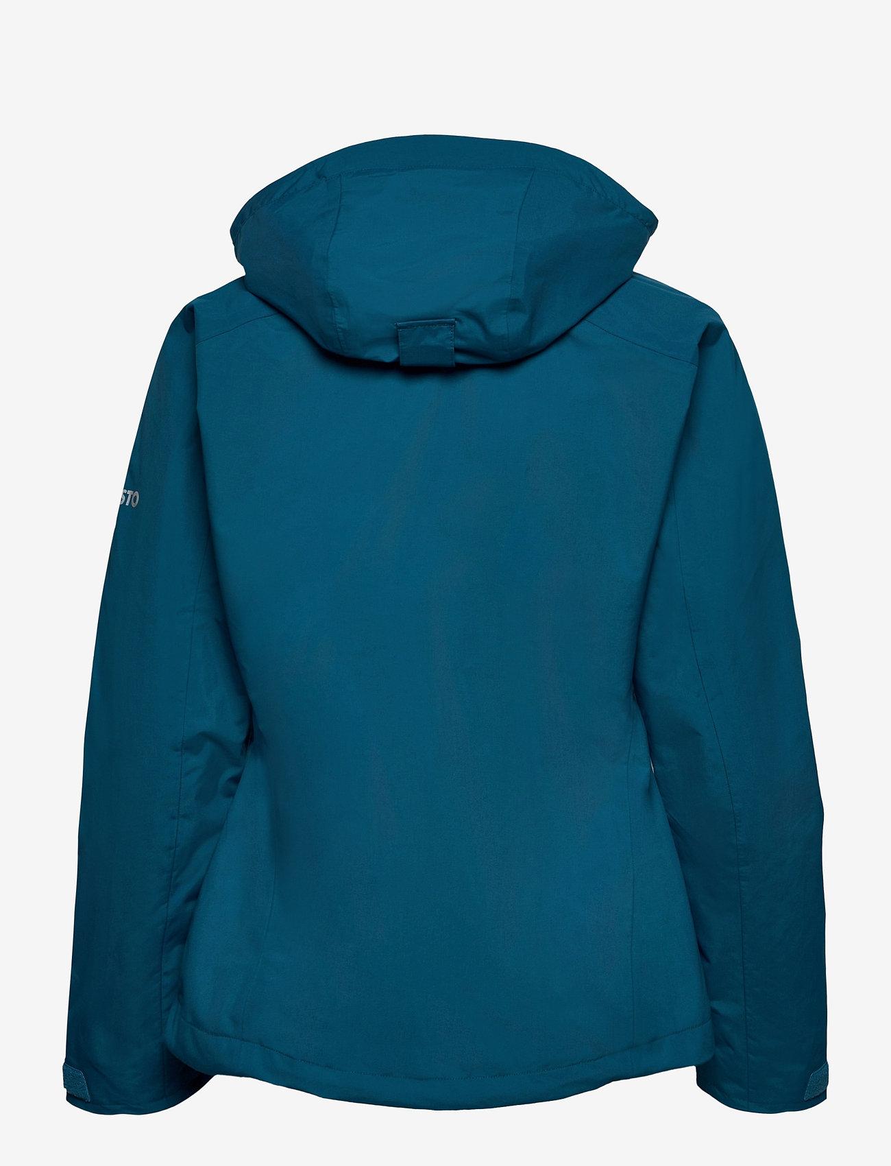 Musto - SARDINIA JKT 2.0 FW - sports jackets - cove blue - 1