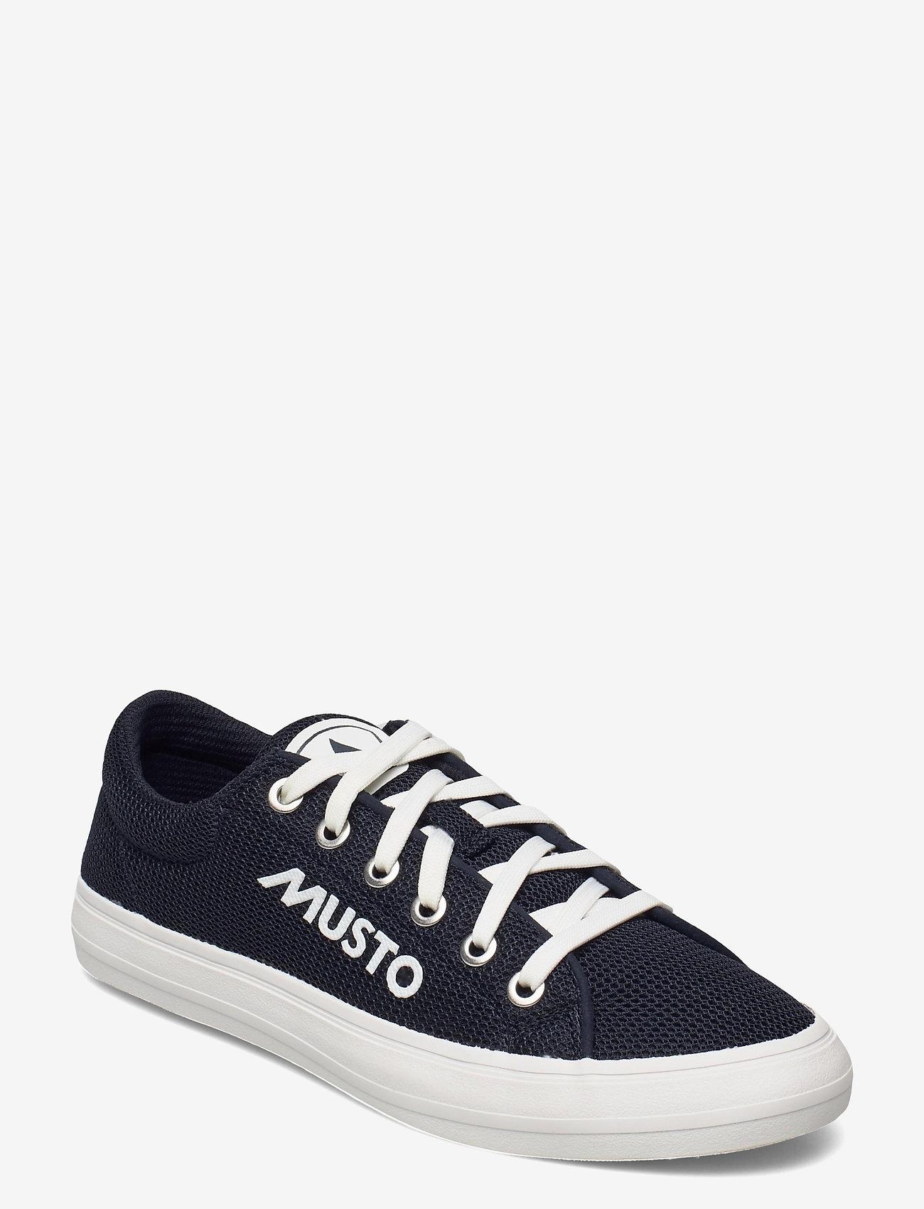 Musto - W NAUTIC ZEPHYR - low top sneakers - true navy - 0