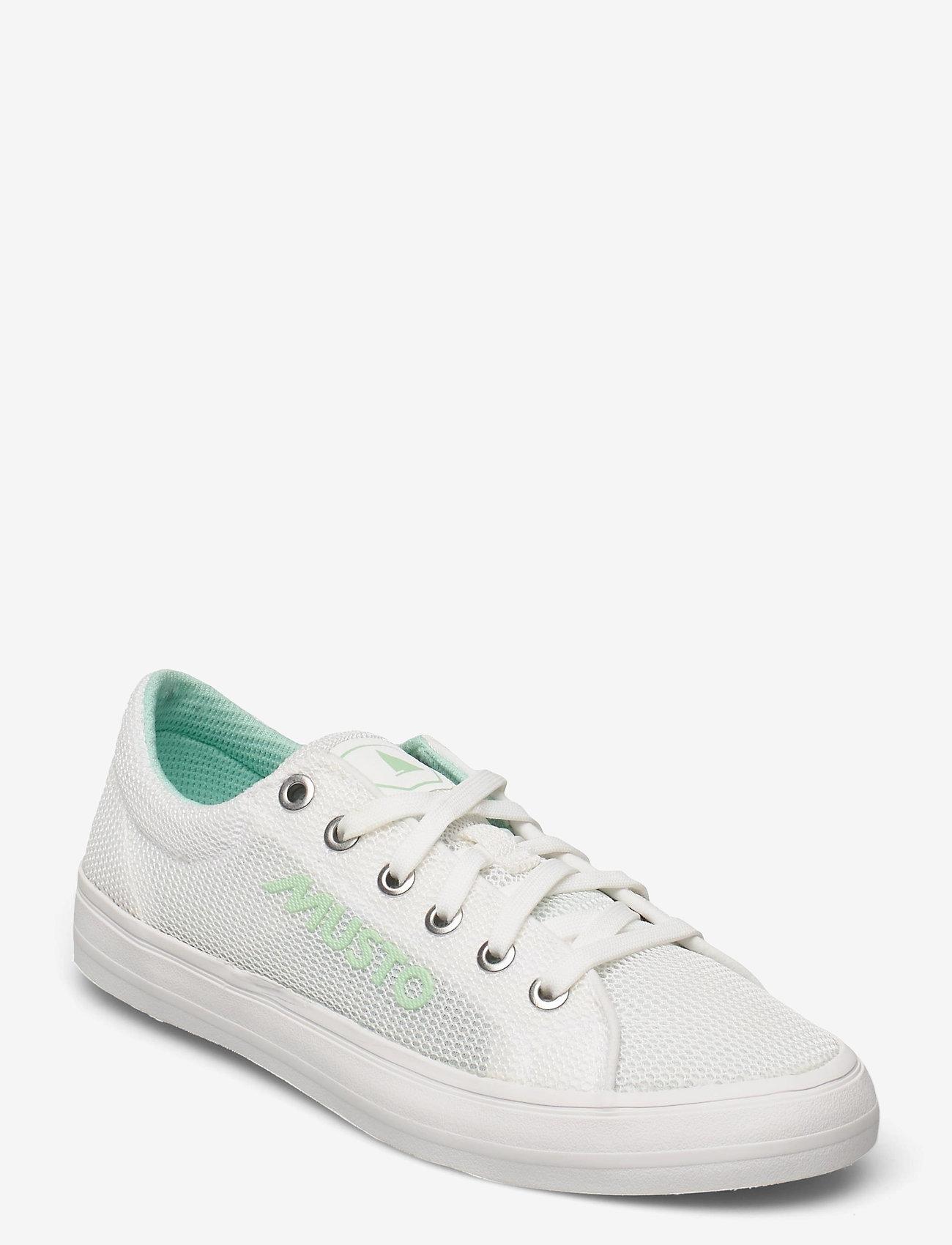 Musto - W NAUTIC ZEPHYR - low top sneakers - white - 0