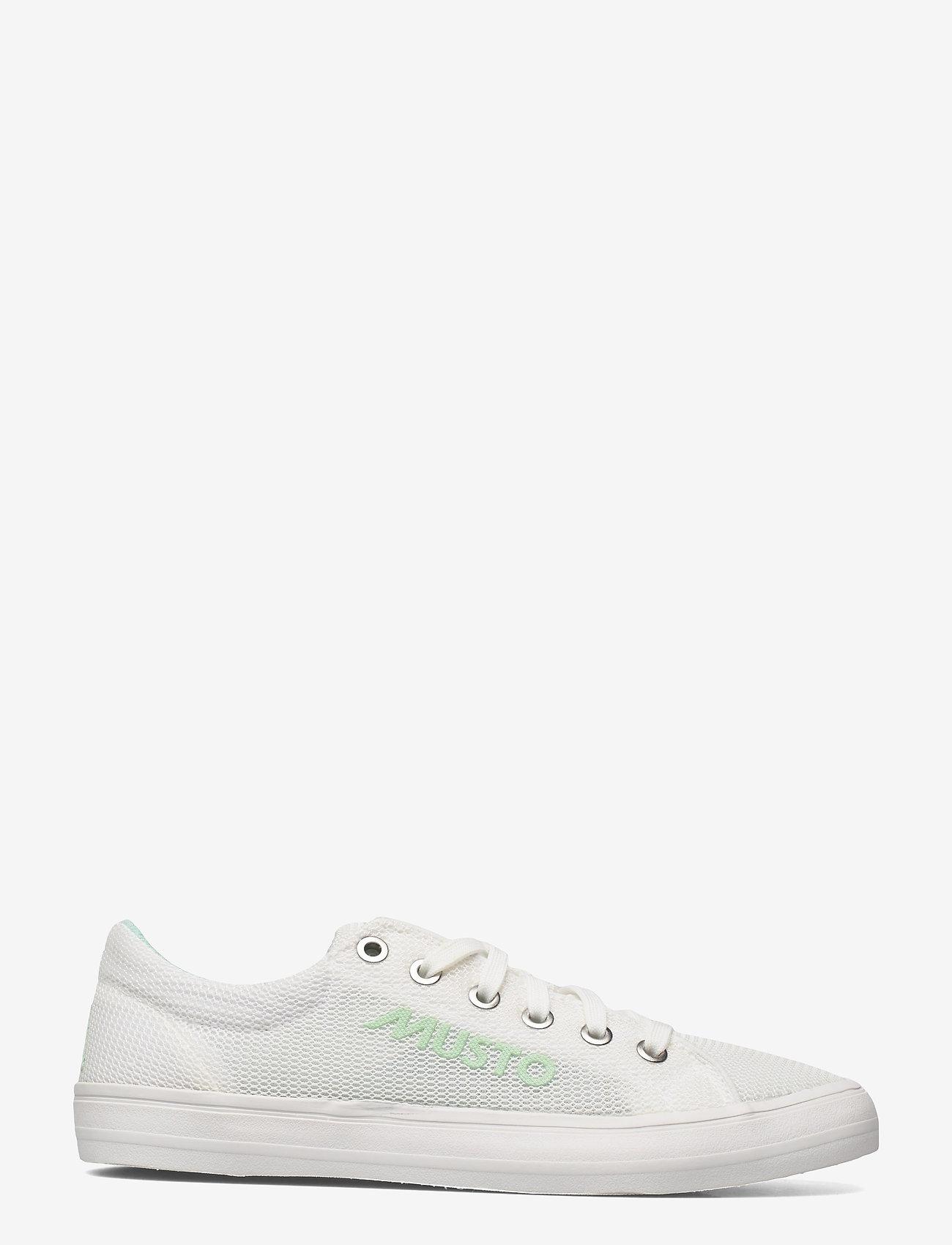 Musto - W NAUTIC ZEPHYR - low top sneakers - white - 1