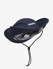Musto - EVO FD BRIMMED HAT - bucket hats - true navy - 2