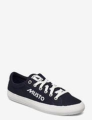 Musto - W NAUTIC ZEPHYR - low top sneakers - 598 true navy - 0
