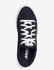 Musto - W NAUTIC ZEPHYR - low top sneakers - true navy - 3