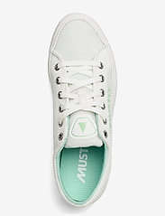 Musto - W NAUTIC ZEPHYR - low top sneakers - white - 3