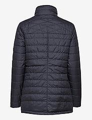 Musto - W EDINBURGH PL QUILTED JKT - sports jackets - 979 dark sapphire - 1