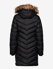 Musto - W EDINBURGH LONG DOWN JKT - sports jackets - true black - 1