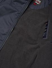 Musto - CLASSIC SNUG BLOUSON JKT FW - sports jackets - true navy/cinder - 4