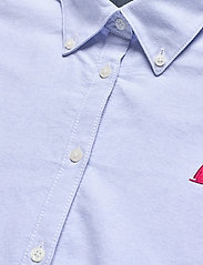 Musto - OXF LS SHIRT FW - long-sleeved shirts - 600 pale blue - 2