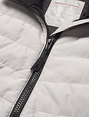 Musto - W CORSICA PL VEST - puffer vests - 813 platinum - 2