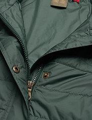 Musto - W EDINBURGH PL QUILTED JKT - sports jackets - 488 scarab green - 4