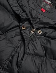 Musto - W EDINBURGH LONG DOWN JKT - sports jackets - true black - 3