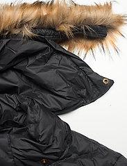 Musto - W EDINBURGH LONG DOWN JKT - sports jackets - true black - 6