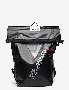 WP DRY BACKPACK 40L - sacs d'entraînement - black / grey