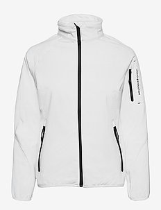 CREW SOFTSHELL JKT FW - sports jackets - white