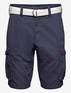 BAY COMBAT SHORT - cargo shorts - true navy