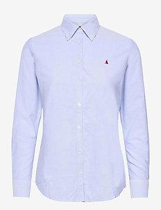 OXF LS SHIRT FW - chemises à manches longues - 600 pale blue
