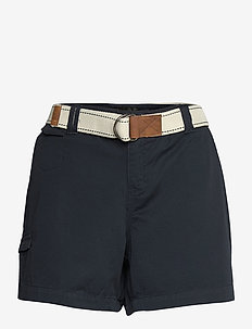 TACK COTTON SHORT FW - chino shorts - true navy