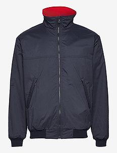 CLASSIC SNUG BLOUSON JKT - veste sport - true navy/true red