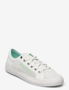 W NAUTIC ZEPHYR - low top sneakers - white