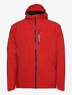 EVO SHELL JKT - veste sport - true red