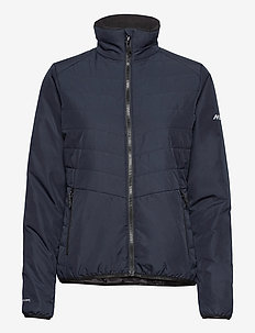 W CORSICA PL JKT - sports jackets - 598 true navy