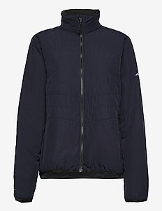 W CORSICA PL JKT - sports jackets - true navy