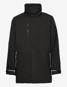 SARDINIA LONG RAIN JKT - regenjassen - 990 black