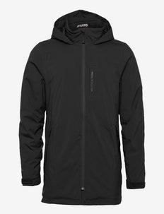 EVO NEWPORT OSM PL PARKA - vestes d'extérieur et de pluie - 990 black