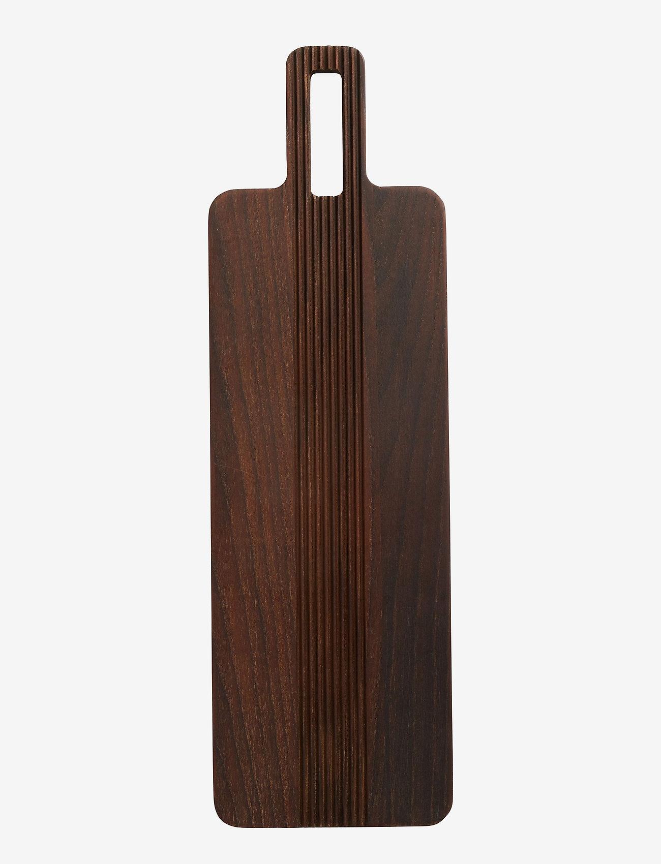 Muubs - Tapas board Yami - tapasbrett og sett - brown - 0