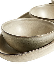Muubs - Long oval tray Mame - serveringsfat - Østers - 5