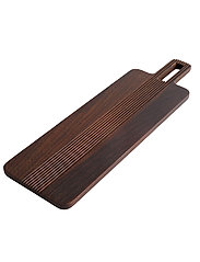 Muubs - Tapas board Yami - tapasbrett og sett - brown - 2